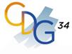Accueil du site CDG 34