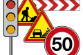 Chantier route (source OPPBTP)