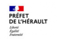 logo prefet herault
