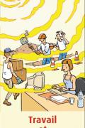 Illustration de l'INRS sur le travail à la chaleur