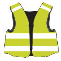 illustration gilets jaunes