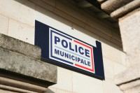 illustration police municipale
