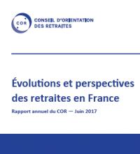 rapport du COR 2017