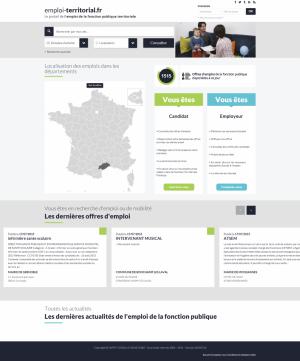 Emploi-territorial.fr