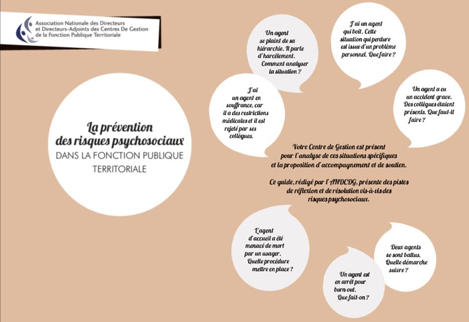 5199bba94c1 Guide pratique sur les risques psychosociaux (RPS) publié par l ...